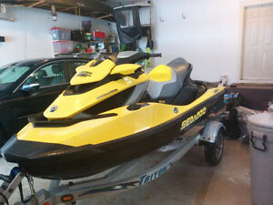*** PRICE REDUCED *** 255 HP Supercharged 4 stroke Seadoo