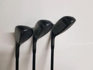Ping i25 hybrid golf clubs