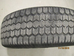 A set of 4 Uniroyal Tiger Paw ICE&SNOW TIRES on RIMS Kitchener / Waterloo Kitchener Area image 2