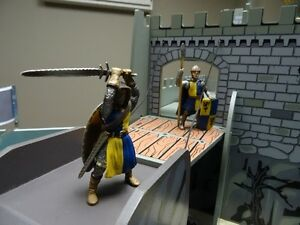 Medieval Castle with Schleich Knights and Dragons Windsor Region Ontario image 5