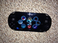 *Adult owned* PS Vita and 1 game 8gb stick