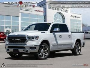 2019 Ram 1500 Limited  - Leather Seats -  Cooled Seats
