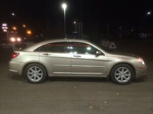 2007 Chrysler Sebring Sedan Fully Loaded Limited Edition