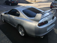 1996 Toyota Supra Turbo with Sport Roof