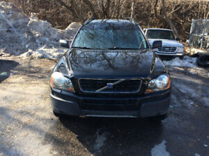 2004 Volvo XC90 SUV, Crossover FOR PARTS