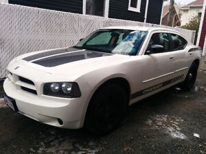 2008 Dodge Charger Police Car ~Safety March 2017~