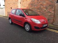 Renault Twingo 1.2 LHD LEFT HAND DRIVE FRENCH REGISTERED RED 2009 ONLY 46,000 MI