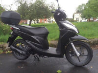 Honda Vision 110 cc (2012) 125 CBT Learner Legal
