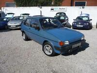 **NOW SOLD** GENUINE 1985 Ford Fiesta 0.95 Popular Plus, 2x Keys, 12 Month MOT