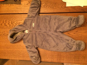 Carter's Winter onesie parka