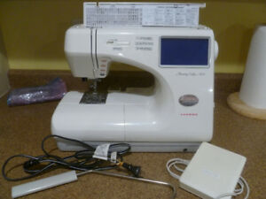 Janome 9000 Sewing Machine FOR PARTS ONLY