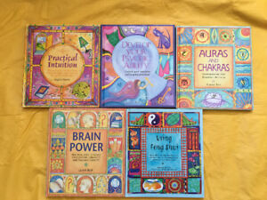 Meditative / Psychic / Intuition books