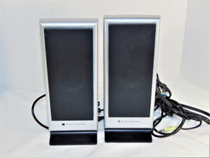 Altec Lansing Vs-2120 Speakers Set High-quality Stereo Specially