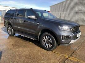 2019 Ford Ranger Wildtrak Pick Up D/Cab 3.2 200ps AUTO PICK UP Diesel Automatic
