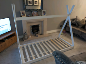 Teepee Style Children's Bed Frame
