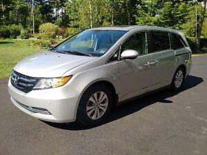 2014 Honda Odyssey EX-L w/Navi Minivan, Van
