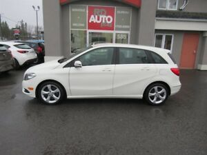 Mercedes-Benz B-Class 4dr HB B 250 Sports Tourer 2014