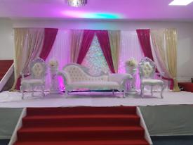 Event Decor,Weddings,Nikkah,Engagements,Mehndi Ceremonies