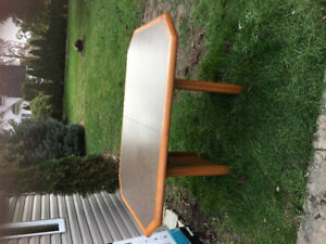 Dinning Table & 6 Chairs-NEW PRICE