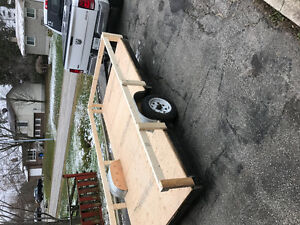 11ft Utility Trailer  *Completely Redone*