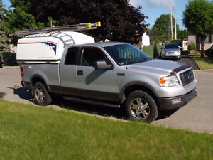 2005 Ford F-150 Camion