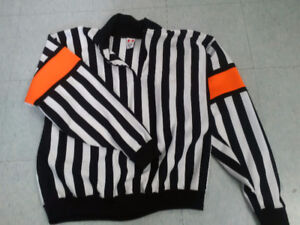 Referee Jersey for sale Only used twice.