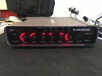 TC electronics RH450 bass amplifier head cheap quick sale RRP £450.