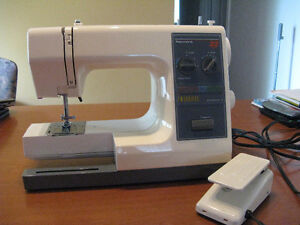 Kenmore 22 Stitch Electric Sewing Machine with Case