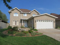 Beautiful and Well-Maintained Full-Brick 2-Storey Home