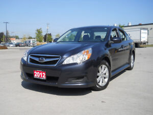 2012 Subaru Legacy, AWD, Automatic, 4door, 3/Y warranty availab.