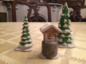 SPPU -Dept 56 New England Village Series - Winter Set - 5 pieces London Ontario image 4