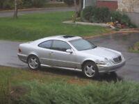 2001 Mercedes-Benz CLK 430 Coupé V8 (2 portes)