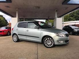 2010 Skoda Fabia 1.6 TDI CR Elegance Hatchback 5dr Diesel Manual (105 g/km,(...)