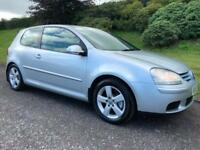 2007 Volkswagen Golf 1.9TDI Sport LOW MILEAGE