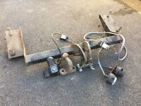 Tow Hitch Vauxhall Vectra 2005