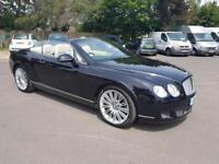 Bentley Continental GTC Gtc Speed PETROL AUTOMATIC 2011/11