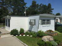 2 Bedroom Mobile Home in Midland for Sale