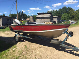 16 ft. Lund and Many Other Outboards