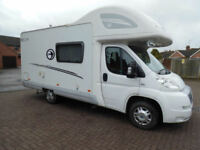 2007 Swift Sundance 590RS 5 Berth with End Kitchen and Hab Air Conditioning