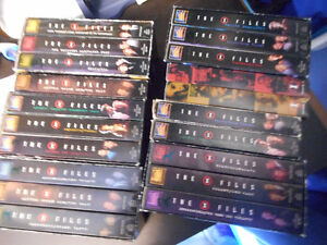 THE X-FILES VHS IN GREAT SHAPE! Windsor Region Ontario image 1