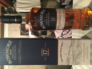 Bowmore 17 (Asian Market Exclusive)