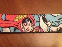 JUSTICE LEAGUE OF AMERICA CLAMP BELT