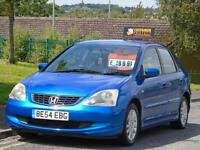 HONDA CIVIC 1.7 CTDi SE,1 OWNER,SERVICE HISTORY,LONG MOT,EXCELLENT DRIVE