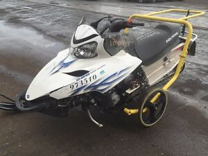 2007 POLARIS IQ 600 LX SNOWMOBILE  ** PARTING OUT **