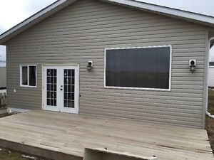 HOUSE FOR RENT - FURNISHED - HARDISTY