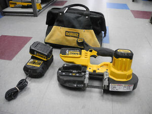 Dewalt DCS370 20V Portable Band saw