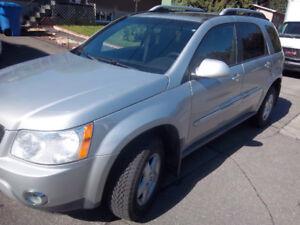 2006 Pontiac Torrent Familiale