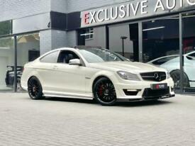 image for 2012 Mercedes-Benz C Class C63 AMG 2dr Auto COUPE Petrol Automatic