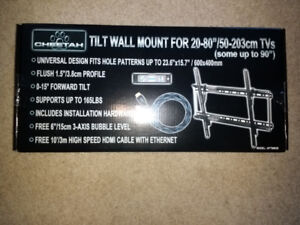 NEW TV WALL MOUNT FOR 20-80 INCH
