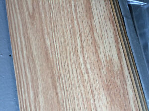 Brand New 40 sq feet of brand new oak flooring -German made
